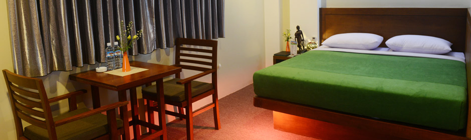 Green Paradise Hotel, Yangon. Myanmar Hotel